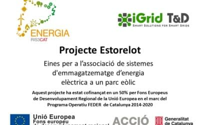Estorelot : research on new control solutions for energy storage in renewable plants