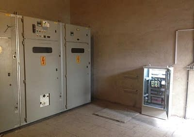 MV Substation Modbus RTU to DNP3 TCP (Middle East)