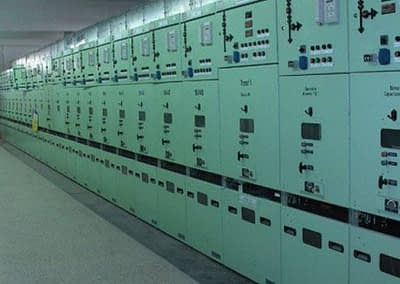 HV Substation with Interoperable DNP3.0 SCADA (Argentina)