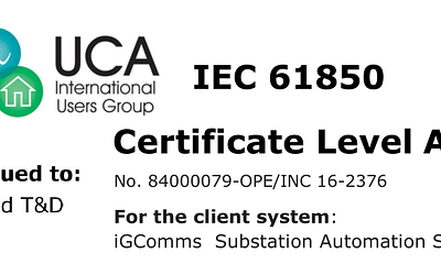 DNV-KEMA IEC 61850 certification