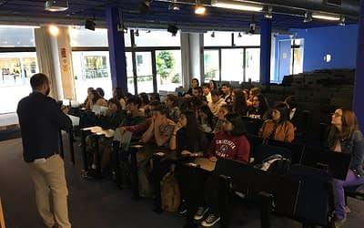 Ajuntament de Barcelona : Programa de Vocacions Cientificotecnològiques
